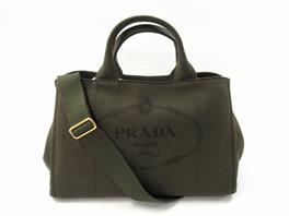 PRADA(プラダ CANAPA カナパ 2way トートバッグ