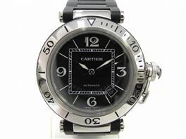 Cartier(カルティエ パシャ シータイマー 腕時計 ウォッチ