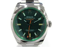 ROLEX(ロレックス ミルガウス 腕時計 ウォッチ