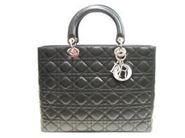 Dior(クリスチャン・ディオール レディーディオール2Wayハンドバッグ