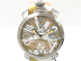 GaGa MILANO(ガガミラノ ガガミラノ マヌアーレ ウォッチ 腕時計 メンズ 5010.175