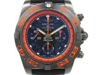 ブライトリング (BREITLING) クロノマット44 レイブン ウォッチ 腕時計 メンズ MB0111C2/BD07