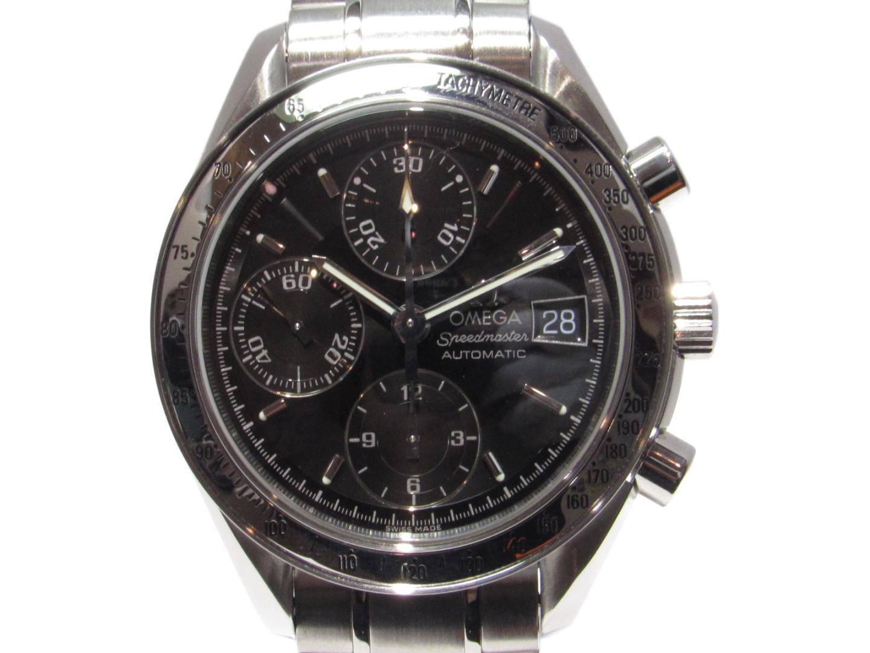 スピードマスター デイト  腕時計