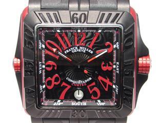 フランク・ミュラー (FRANCK MULLER) コンキスタドール グランプリ コルテス 腕時計 ウォッチ 10800SCDTGPGER