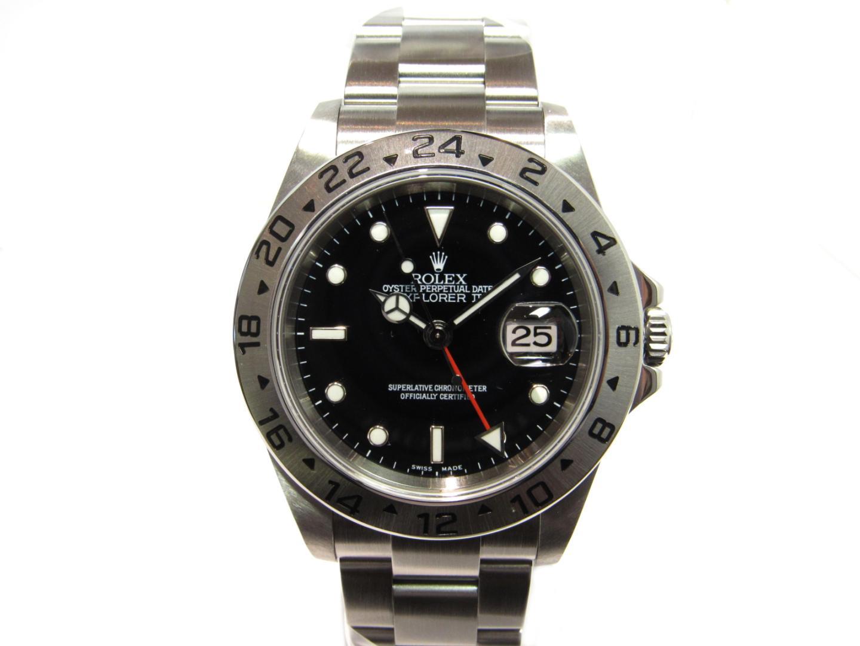 エクスプローラー2 腕時計/メンズ/