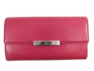 カルティエ (Cartier) ZIP長財布  二つ折り長財布