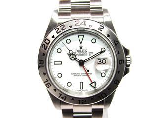 ロレックス (ROLEX) エクスプローラー2 時計 ウォッチ 16570