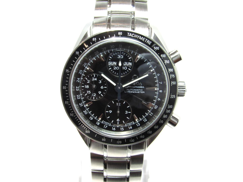 スピードマスター トリプルカレンダー/腕時計/かっこいい/おすすめ