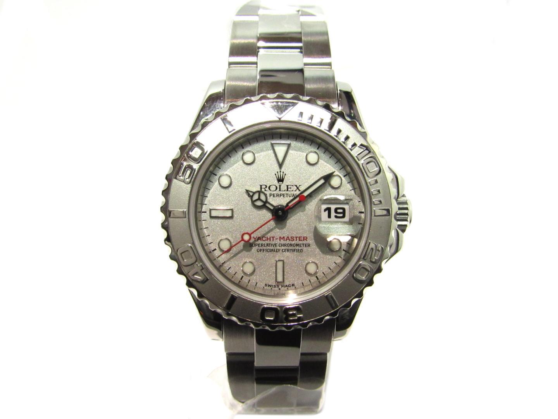 ROLEX 時計 169622 ヨットマスター ロレジウム 腕時計/レディース/おすすめ