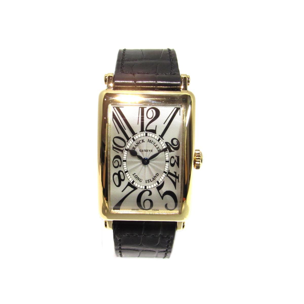 FRANCK MULLER 時計 952QZ ロングアイランド 腕時計/おすすめ/ SALE/お買得品