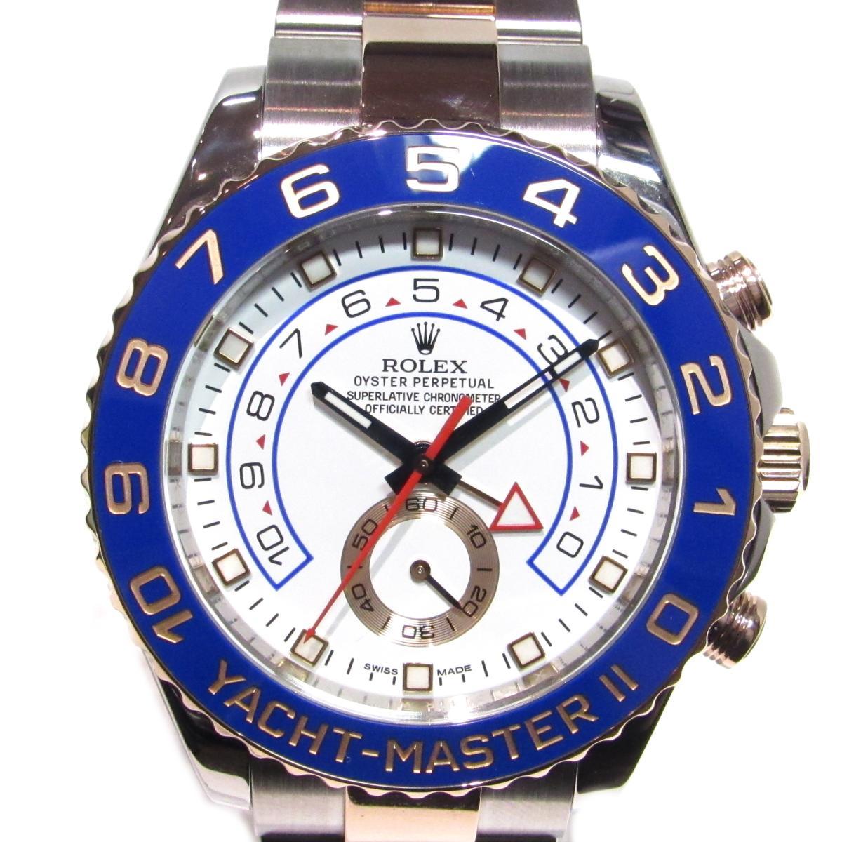 ヨットマスター2 腕時計/お洒落/おすすめ