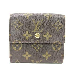 ルイヴィトン (LOUIS VUITTON) ポルトモネ・カルトクレディ Wホック財布 M61652