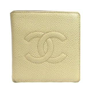 シャネル (CHANEL) 二つ折財布