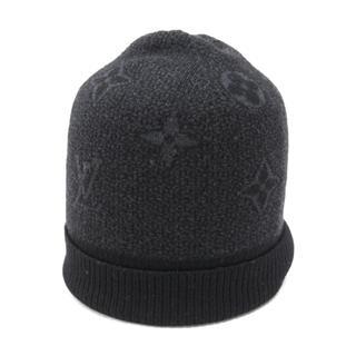 ルイヴィトン (LOUIS VUITTON) ボネ・モノグラム・エクリプス ニット帽 M70727