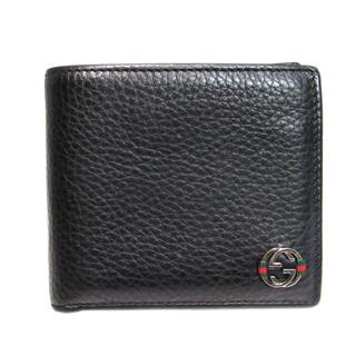 グッチ (GUCCI) 二つ折財布 308795-A7MMN-1000