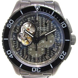 ゼニス (ZENITH) ストラトス スピンドリフト  腕時計 ウォッチ 75.2060.4061/21.R573
