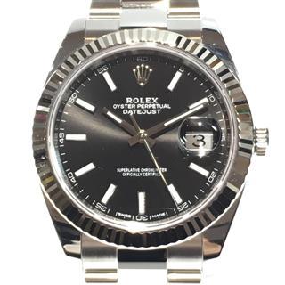 ロレックス (ROLEX) デイトジャスト41 腕時計 ウォッチ 126334