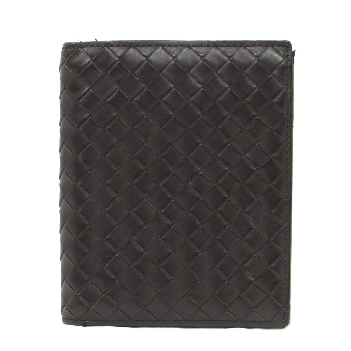 イントレチャート 二つ折財布 財布