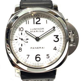 パネライ (PANERAI) ルミノール マリーナ 腕時計 ウォッチ PAM00113