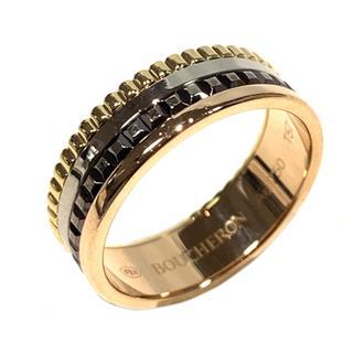 ブシュロン (BOUCHERON) キャトルクラシックリングスモール リング 指輪 JRG00290