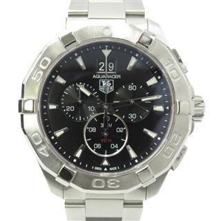 タグ・ホイヤー (TAG HEUER) アクアレーサー クロノグラフ 腕時計 ウォッチ CAY1110.BA0927