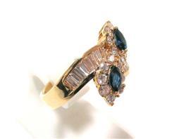 JEWELRY(ジュエリー サファイアダイヤモンドリング