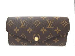 LOUIS VUITTON(ルイヴィトン ポルトフォイユ・サラ 二つ折長財布