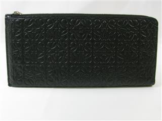 ロエベ (LOEWE) L型ZIP長財布