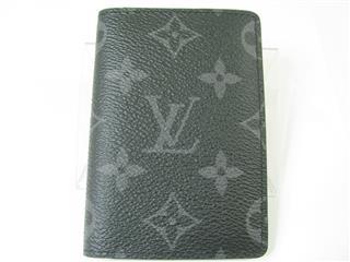 ルイヴィトン (LOUIS VUITTON) カードケース モノグラムエクリプス M61696 M61696
