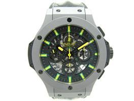HUBLOT(ウブロ アエロバン クロノグラフ 腕時計 ウォッチ
