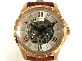 Furbo(フルボ フルボ design 両面スケルトン 腕時計 ウォッチ F5021PSIBR