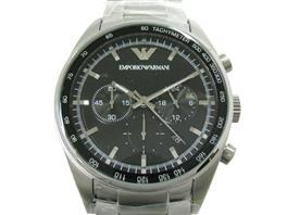 EMPORIO ARMANI(エンポリオアルマーニ エンポリオアルマーニ クロノグラフ ウォッチ(腕時計) AR5980