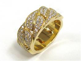 Cartier(カルティエ ラドーニャフルダイヤモンドリング