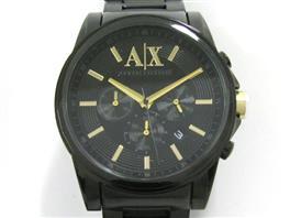 ARMANI EXCHANGE(アルマーニ・エクスチェンジ クロノグラフ ウォッチ(腕時計)