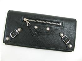 BALENCIAGA(バレンシアガ L型ZIP長財布