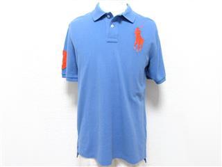 ポロラルフ・ローレン (POLO RALPH LAUREN) ポロシャツ ボーイズサイズ 323169117FRM