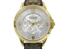 COACH(コーチ コーチ クラシックシグネチャー レディース ウォッチ 腕時計  14501613