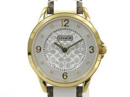 COACH(コーチ ニュークラシックシグネチャー レディース ウォッチ 腕時計