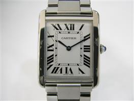 Cartier(カルティエ タンク・ソロLM