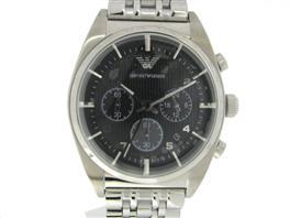 EMPORIO ARMANI(エンポリオアルマーニ クロノグラフ 腕時計