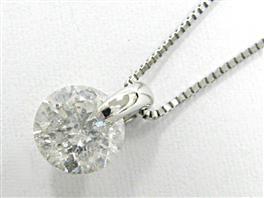 JEWELRY(ジュエリー 一粒ダイヤモンドネックレス