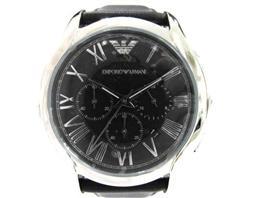 EMPORIO ARMANI(エンポリオアルマーニ クロノ 時計 ウォッチ