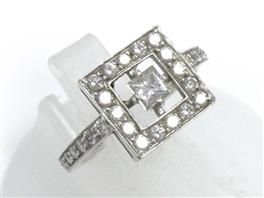 BOUCHERON(ブシュロン アバダイヤモンドリング