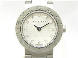 BVLGARI(ブルガリ ブルガリ ブルガリ 12Pダイヤモンド  [SWS] レディース