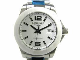 LONGINES(ロンジン ロンジン ハイドロコンクエスト [SWS] 腕時計 ウォッチ レディース ec05 L32574166