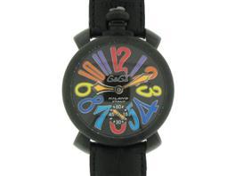 GaGa MILANO(ガガミラノ マヌアーレ48mm 腕時計 ウオッチ