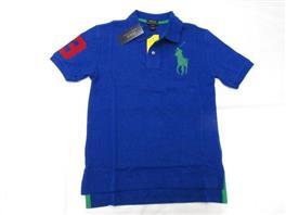 RALPH LAUREN(ラルフ・ローレン ラルフ・ローレン ポロシャツ L ボーイズ 521126004PACIFICROYA