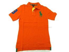 RALPH LAUREN(ラルフ・ローレン ラルフ・ローレン ポロシャツ XL ボーイズ 521126005ORANGE