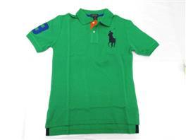 RALPH LAUREN(ラルフ・ローレン ラルフ・ローレン ポロシャツ M ボーイズ 521126006GREEN