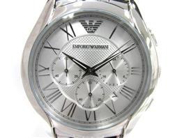 EMPORIO ARMANI(エンポリオアルマーニ クロノ 腕時計 ウォッチ